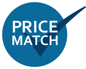 price match with a tick!
