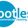 spotless commercial cleaning logo